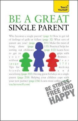 Be a Great Single Parent by Suzie Hayman image