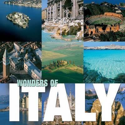 Wonders of Italy: Cubebook by Gabrielle Atripaldi