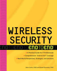 Wireless Security End-to-end by Brian Carter