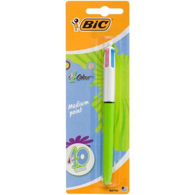Bic: Colour Pen - Fashion (Single)