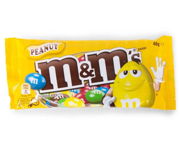M&M's Peanut (46g x 12 Pack)