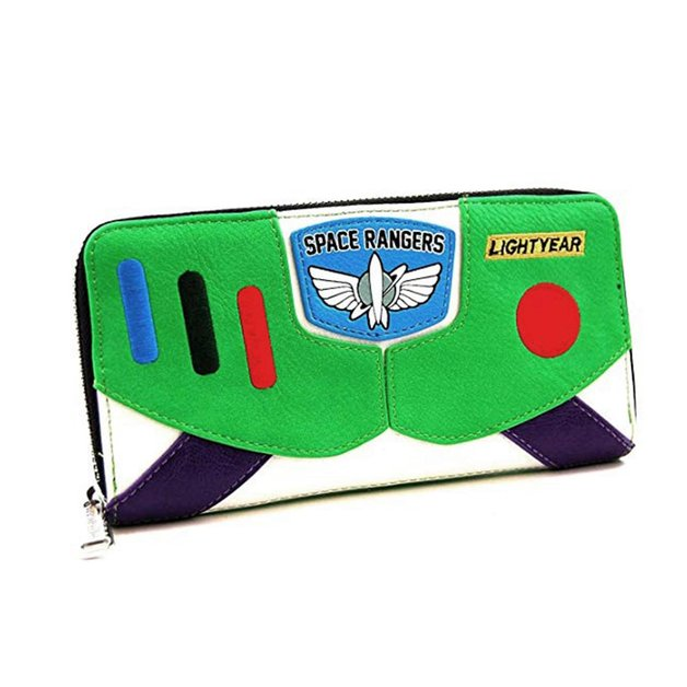 Loungefly: Toy Story - Buzz Zip-Around Wallet