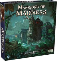 Mansions of Madness: Second Edition – Path of the Serpent image