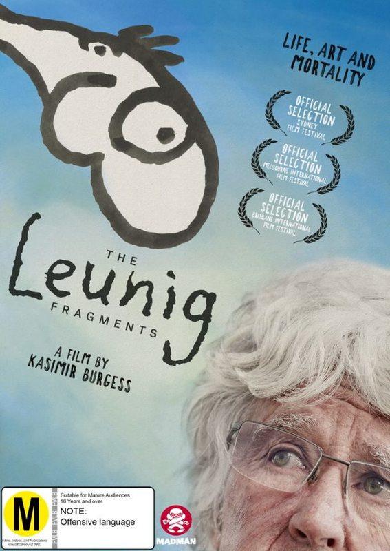 The Leunig Fragments on DVD