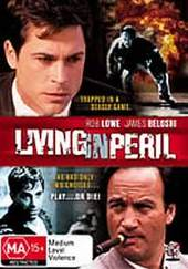 Living In Peril on DVD