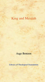 King and Messiah by Aage Bentzen image