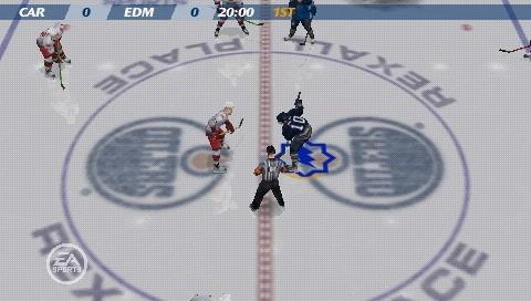 NHL 07 for PSP image