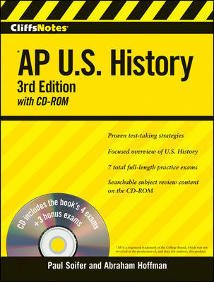 CliffsNotes AP U.S. History by Paul Soifer