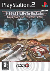 Motorsiege: Warriors of Prime Time for PS2