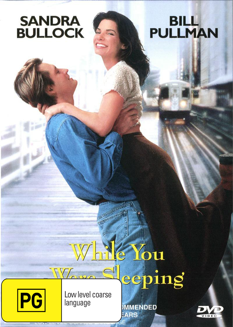 While You Were Sleeping on DVD image