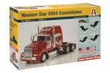 Italeri: 1:24 Western Star Constellation - Model Kit