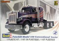 Revell: 1/25 Peterbilt Conventional - Model Kit