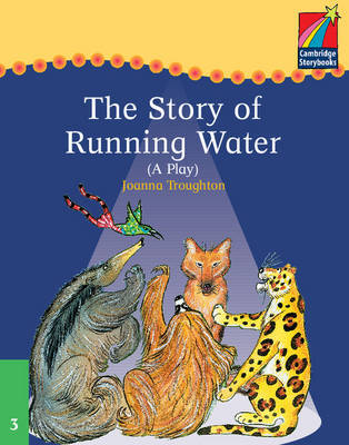 Cambridge Plays: The Story of Running Water ELT Edition by Joanna Troughton image