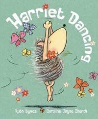 Harriet Dancing by Ruth Louise Symes image