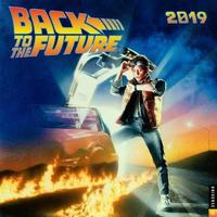 Back to the Future 2019 Wall Calendar by Universal Pictures