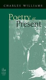 Poetry at Present by Charles Williams image