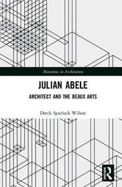 Julian Abele by Dreck Spurlock Wilson image