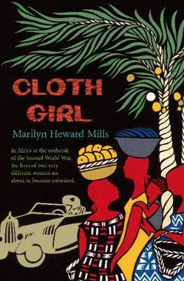 Cloth Girl by Marilyn Heward Mills image