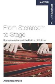 From Storeroom to Stage by Alexandra Urdea image
