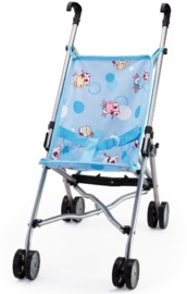 Bayer: Doll's Buggy - Light Blue