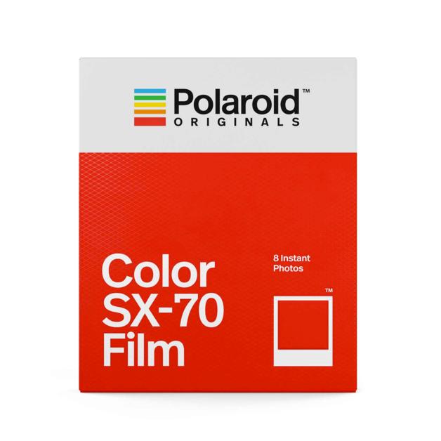 Polaroid: Originals Colour Film for SX-70