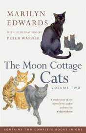 Moon Cottage Cats Volume Two by Marilyn Edwards image