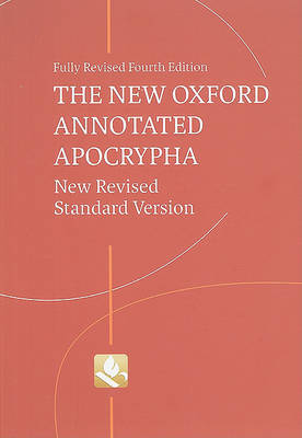The New Oxford Annotated Apocrypha image