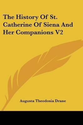 The History of St. Catherine of Siena and Her Companions V2 image