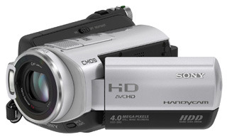 Sony HDRSR5E AVCHD HDV Handycam
