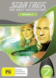 Star Trek: The Next Generation - Season 7 on DVD