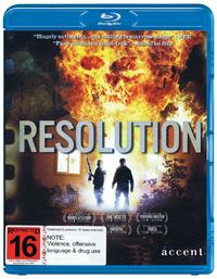 Resolution on Blu-ray