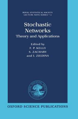 Stochastic Networks by F.P. Kelly image
