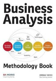 Business Analysis Methodology Book by Emrah Yayici