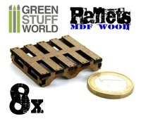Green Stuff World: Laser Cut Pallet Set
