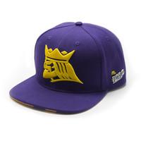 Canterbury Kings Snapback Hat