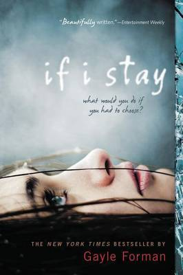 If I Stay by Gayle Forman image