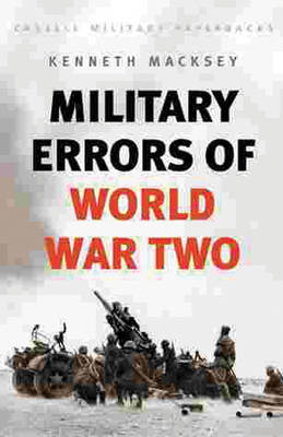 Military Errors of World War Two by Kenneth Macksey image