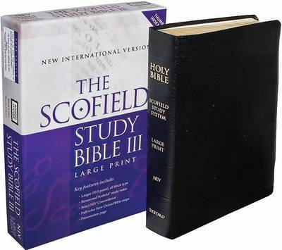 The Scofield Study Bible image