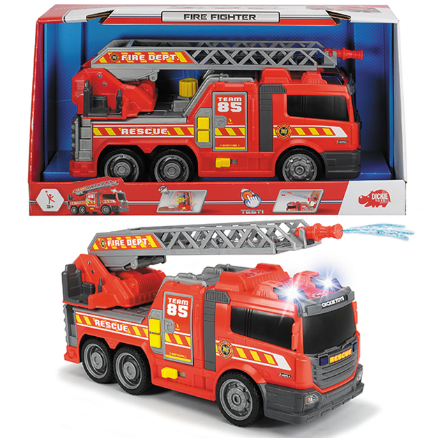 Dickie Toys - Fire Fighter