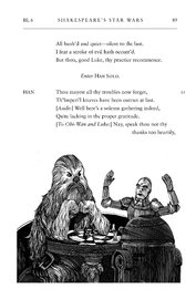 William Shakespeare's Star Wars by Ian Doescher image