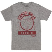 Naruto Shinobi Ninja T-Shirt (Small)
