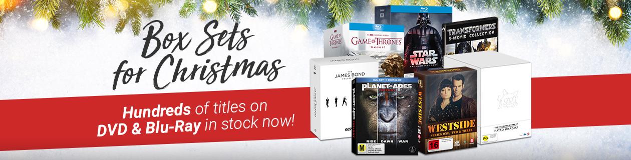 Box Sets for Christmas