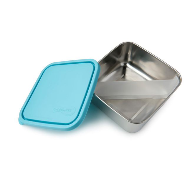 Konserve: Divided To-Go Container - Sky (Large)