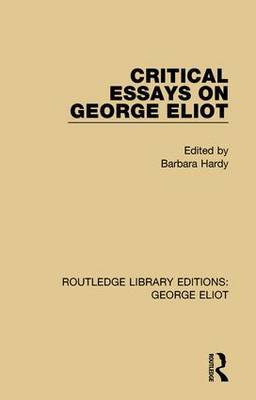 Critical Essays on George Eliot image