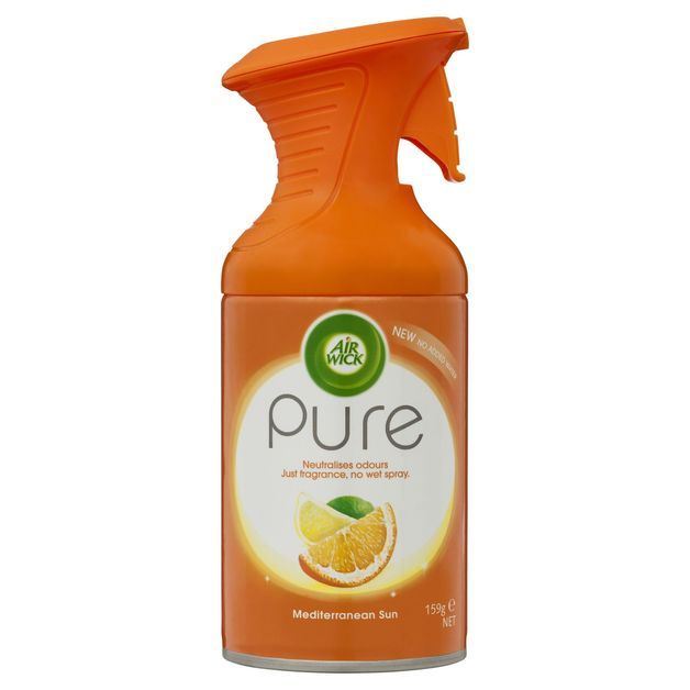 Airwick: Pure Aerosol Spray - Mediterranean Sun (159ml)