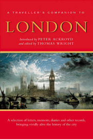 A Traveller's Companion to London by Peter Ackroyd image