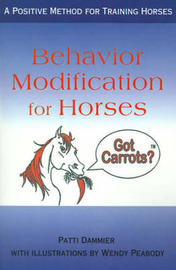 Behavior Modification for Horses by Patti Dammier image