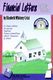 Financial Letters to Help Churches by Elizabeth Whitney Crisci