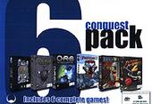 Conquest 6 Game Pack for PC Games
