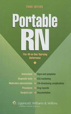 Portable RN: The All-in-one Nursing Reference image